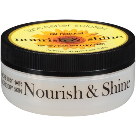 Jane Carter Solution Nourish & Shine All Natural Hair & Skin Moisturizer 4 oz. (Best Moisturizer For Dry Natural Hair)
