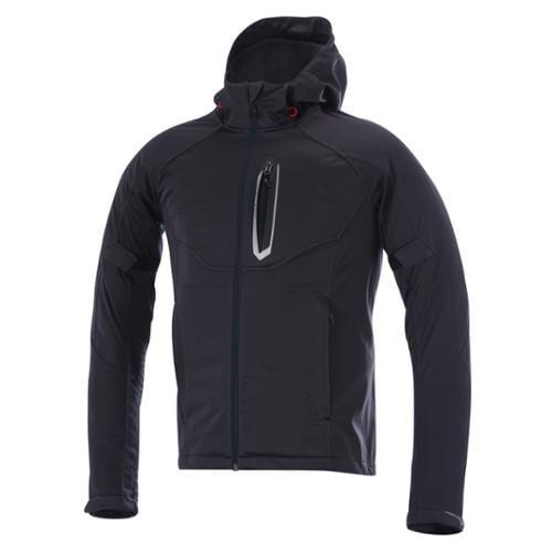 Alpinestars Spark Softshell Urban Adventure Jacket Gray/Red