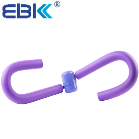 EBK Thigh Master/Thigh Trimmer/Leg Workout Exerciser - Tone, Shape, and Firm Your Inner and Outer Thigh - Home Gym