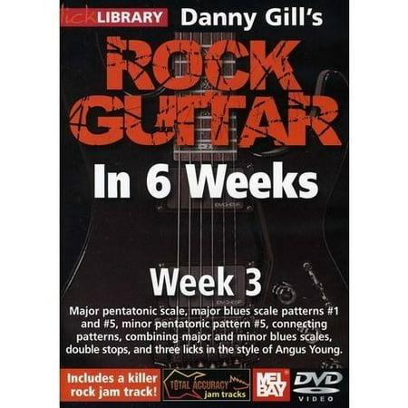 Gill, Danny Rock Guitar in 6 Weeks: Week - Danny In Halloween 6