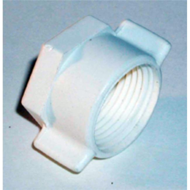 LDR Industries 180422073 Plastic Ballcock Nut - image 1 of 1