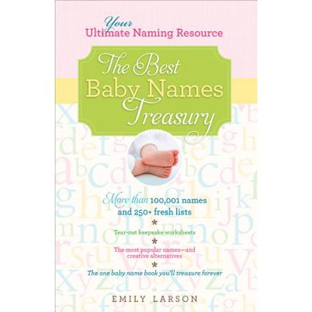 Very Best Baby Name Book - Best Baby Names Treasury, The