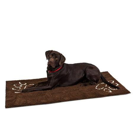 Internet's Best Chenille Dog Doormat - 60 x 30