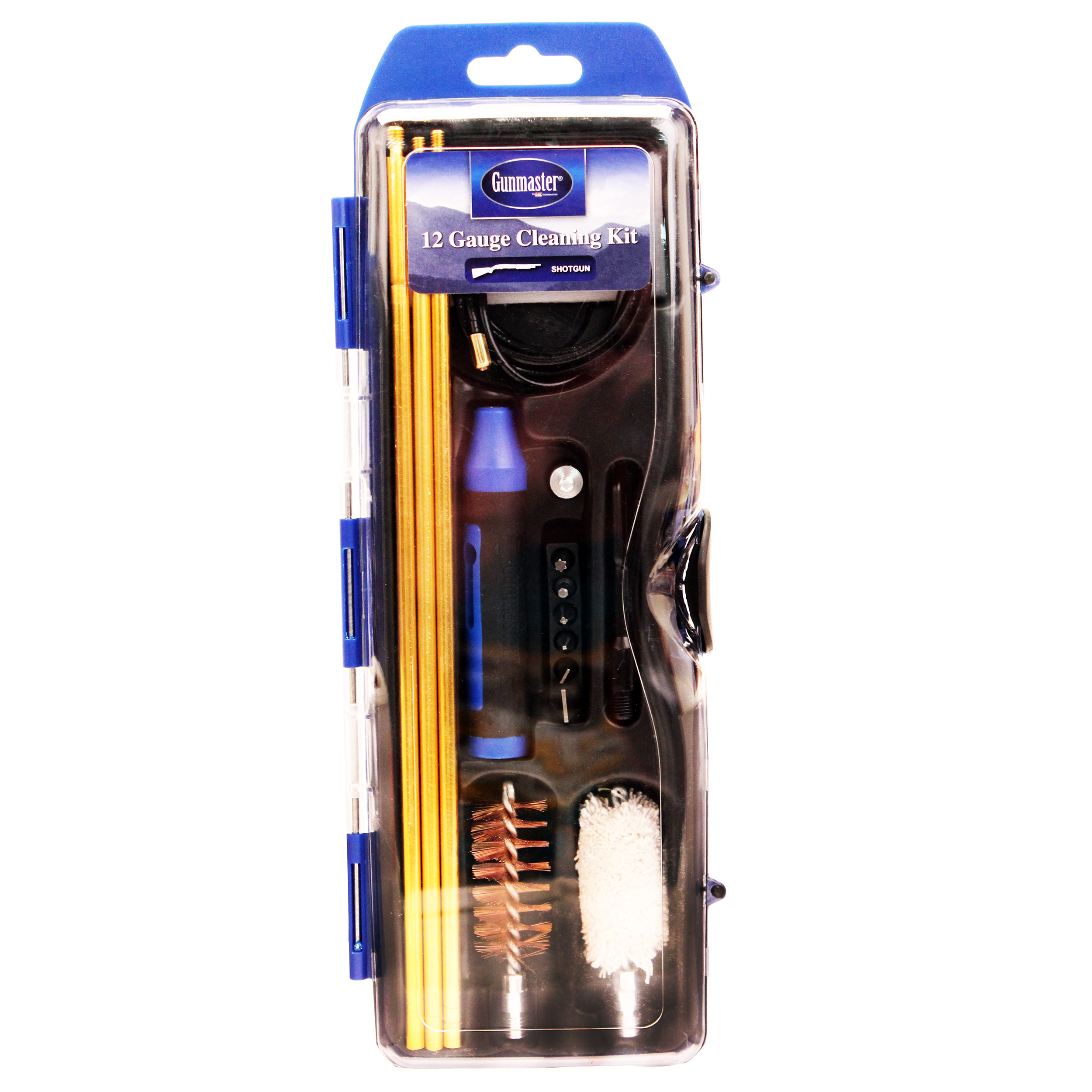 Winchester 12 ga Shotgun Cleaning Kit WIN12SGCD Gauge 13 Piece