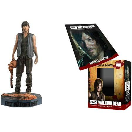 Daryl Dixon with Zombie Bowling Ball Collectible Figurine