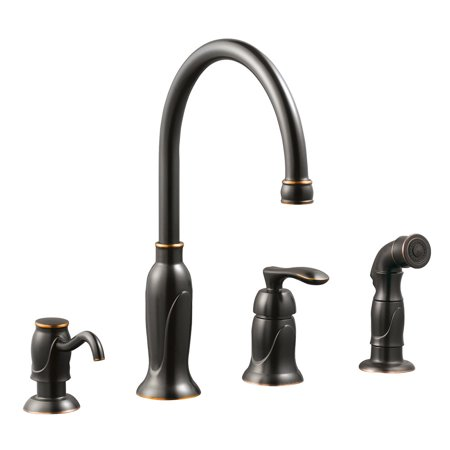 Design House 48 Madison SingleHandle Standard Kitchen Faucet Adorable Kitchen Faucet Design