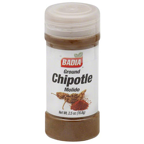 Badia Ground Chipotle Seasoning, 2.5 oz, (Pack of 12) by Generic