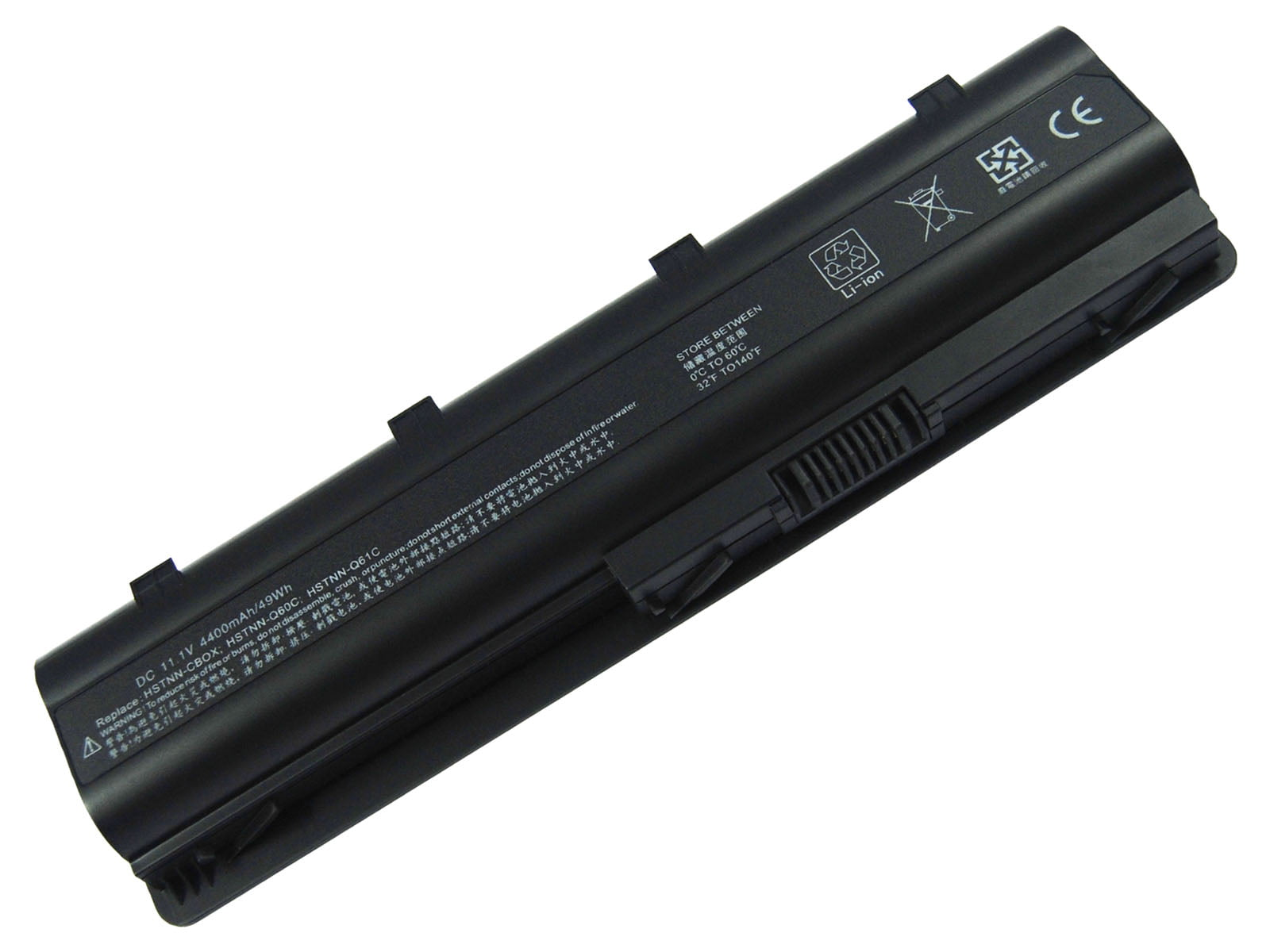 Superb Choice 6-cell HP 593554-001 Pavilion dm4 dv3 dv5 dv6 dv7 dv8 G4 G6 G7 Laptop Battery