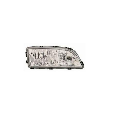 Volvo Headlight - Replacement Depo 373-1124R-AS Passenger Headlight For Volvo 03-04 V70 03-04 C70