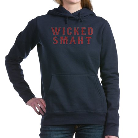 CafePress - Wicked Smaht - Pullover Hoodie, Classic & Comfortable Hooded Sweatshirt