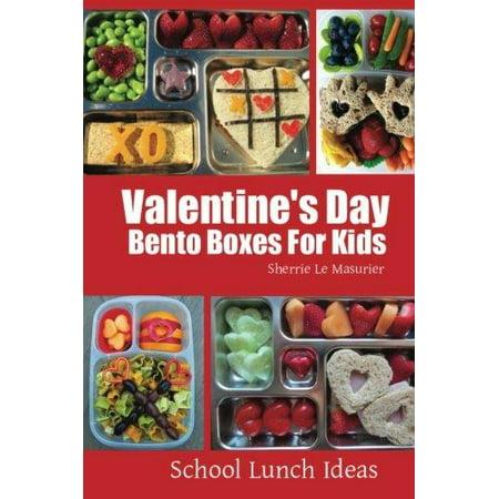 Valentine's Day Bento Boxes for Kids](Kids Valentine Boxes)