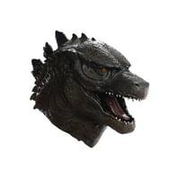 Godzilla: King of the Monsters Godzilla Overhead Latex Mask