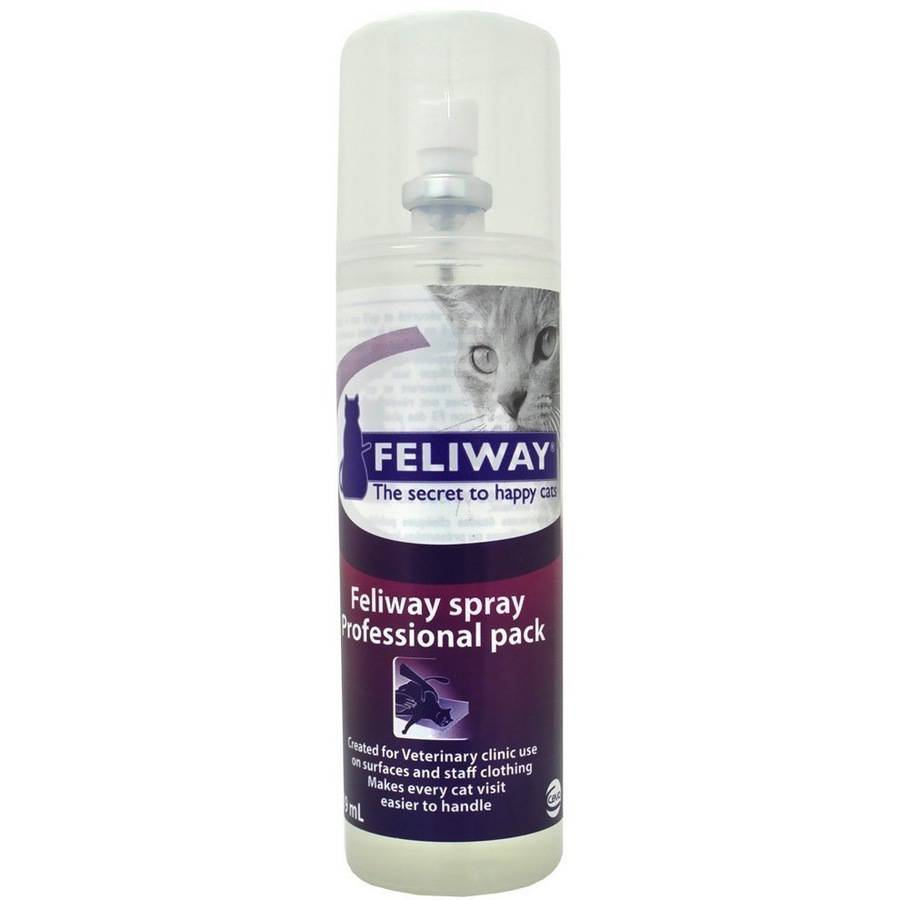 Image of Adaptil Feliway Cat Comfort Spray, 219 mL