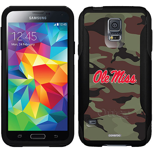 Mississippi Camo 1 Design on OtterBox Commuter Series Case for Samsung Galaxy S5