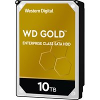 "WD WD102KRYZ Gold 10TB Enterprise 7200RPM SATAIII 256MB 3.5"" Internal Hard Drive"