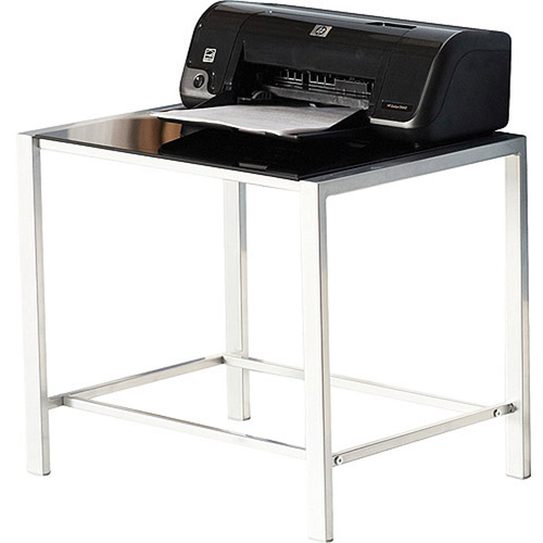 your zone loft collection printer stand
