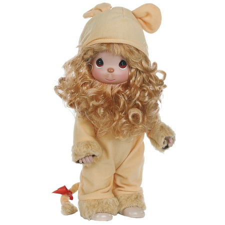 Precious Moments Dolls by The Doll Maker, Linda Rick, Lion, Lion of Courage, Wizard of Oz, 12 inch doll](Courage Lion Wizard Of Oz)