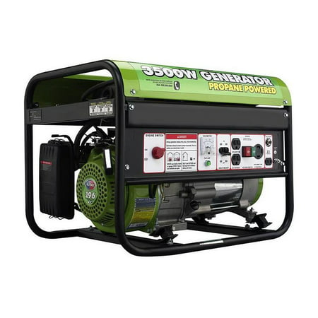 All Power 3500W Watts Propane Powered Portable Generator for Home emergency power back up, RV Generator, APG3535CN, EPA
