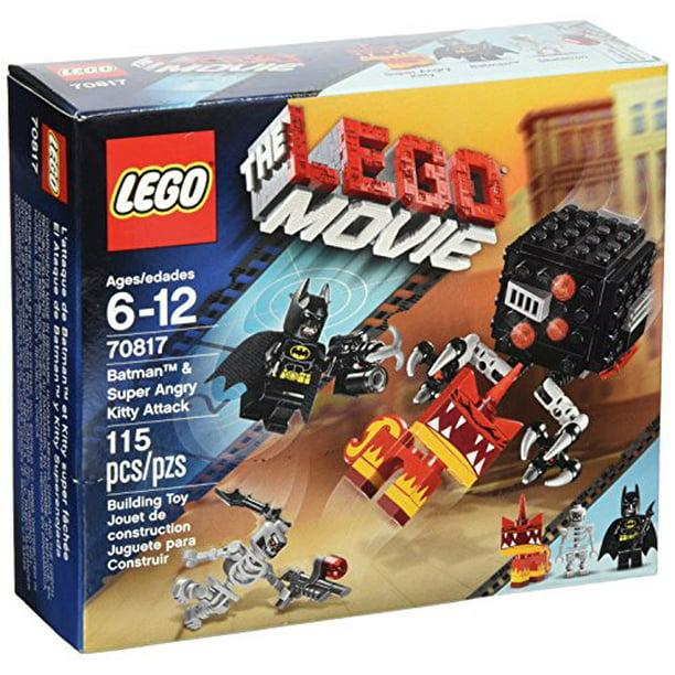 Lego Movie Batman And Super Angry Kitty Attack Walmart Com Walmart Com