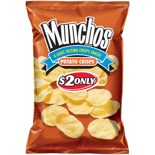 Munchos Potato Crisps, 4.75 oz