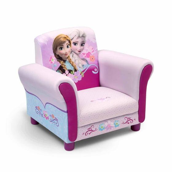 Disney Frozen Upholstered Chair Walmart Com