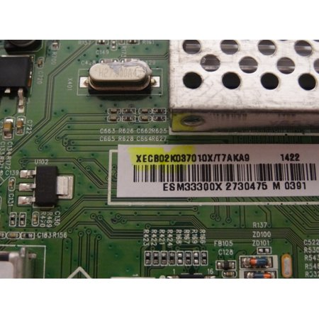 Vizio E500I-B1 Main Board (XECB02K037)