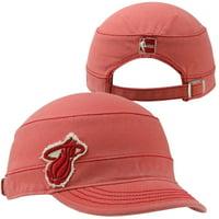 '47 Brand Miami Heat Dawn Fidel Adjustable Hat - Red - OSFA