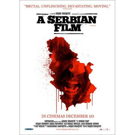 A Serbian Film POSTER Movie UK A Mini Promo - Halloween Films Uk