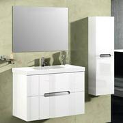 Adornus Bellezza 32'' Single Vanity Set with Mirror