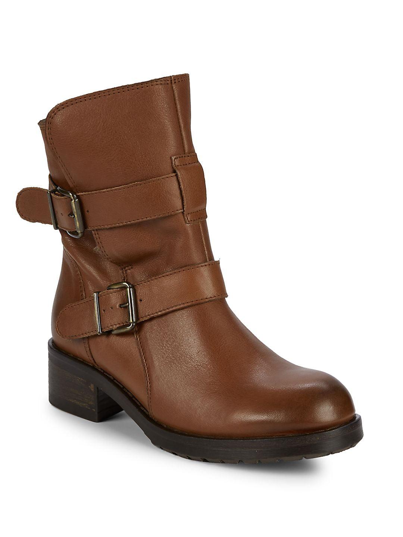 Richmond Sheepskin Leather Boots