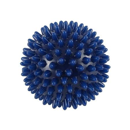 PVC Spiky Massage Ball Foot Pain & Plantar Fasciitis Reliever Hedgehog Ball