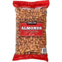 Kirkland Signature Supreme Whole Almonds, 3 lbs