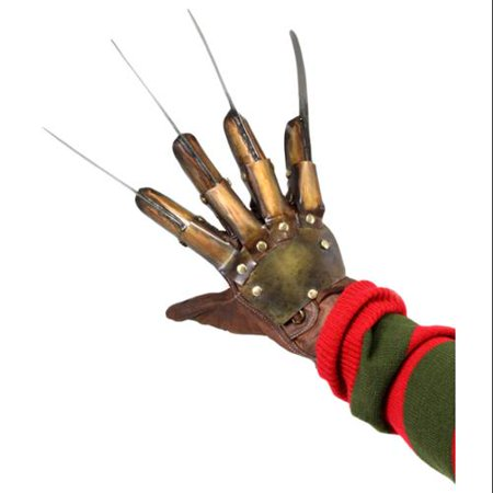 Freddy Prop Arm (Nightmare on Elm Street 3 Freddy Krueger Glove 1:1 Scale Prop)