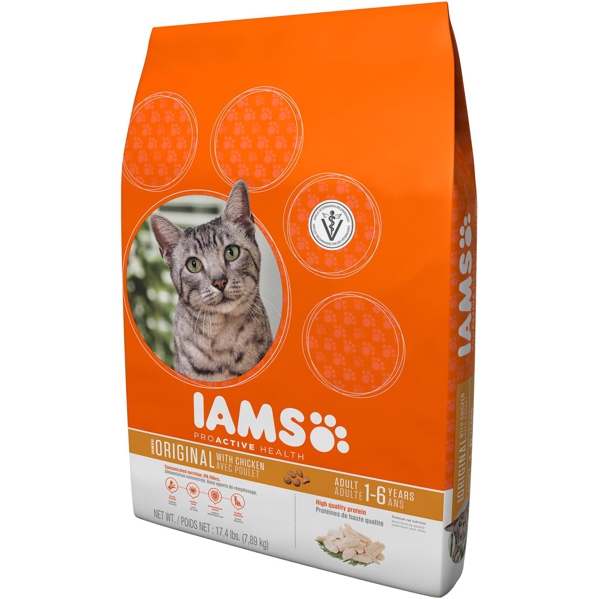 IAMS ProActive Health Adult Original with Chicken Walmart