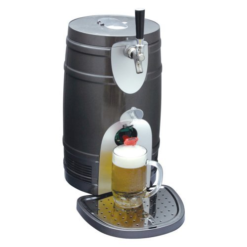 Koolatron KTB05BN 5L Thermoelectric Beer Keg