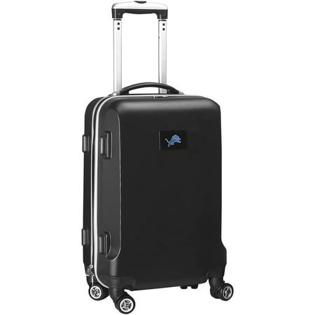 NFL Mojo Hardcase Spinner Carry On Suitcase  - Black