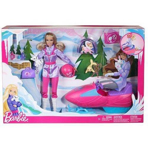 Barbie - Mattel Barbie I Can Be Arctic Resuer Playset