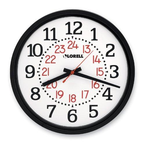 Lorell Radio Controlled Wall Clock - Quartz (LLR60993)