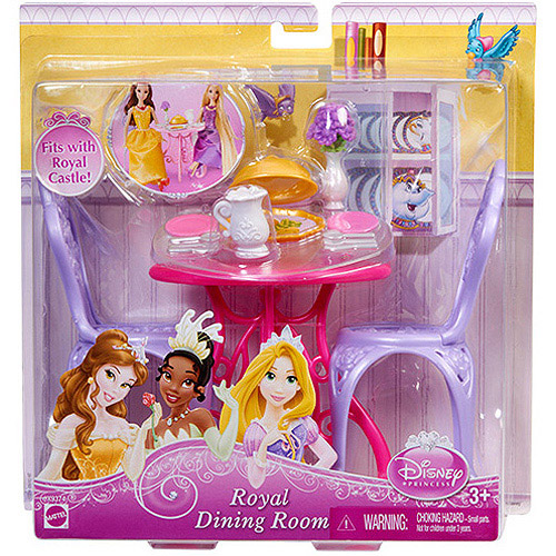 Charmant Disney Princess Royal Dining Room Furniture Play Set   Walmart.com