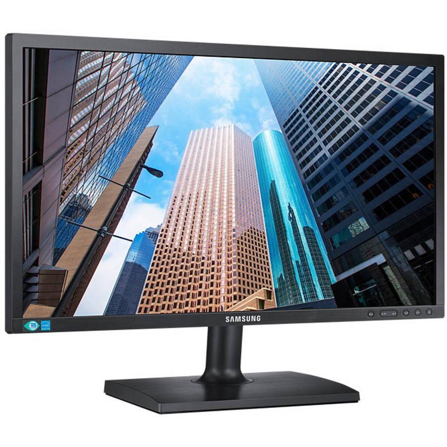 "Samsung 21.5"" LED LCD Widescreen Monitor (LS22E20KBSV/GO Black)"
