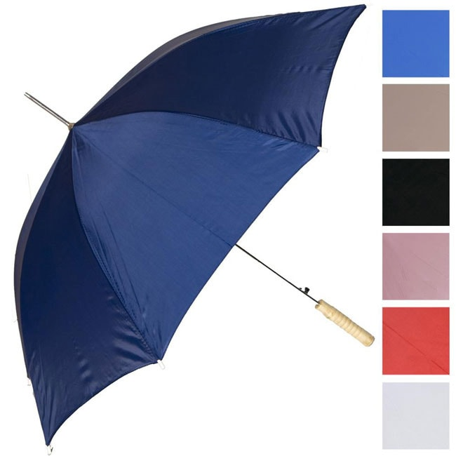 TtKj Folding Umbrella Full-Automatic Folding Open Large Double Windproof Men and Women Reinforced rain-use Umbrella 65105cm