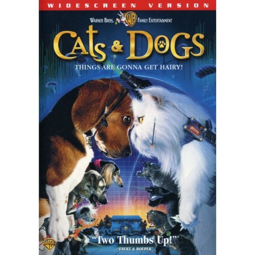 CATS & DOGS (DVD/WS/REPKG)