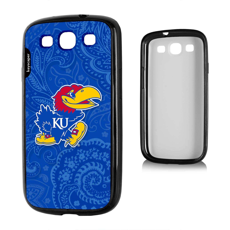 Kansas Jayhawks Galaxy S3 Bumper Case