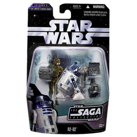 Star Wars - The Saga Collection - Basic Figure - R2-D2 - image 1 of 2