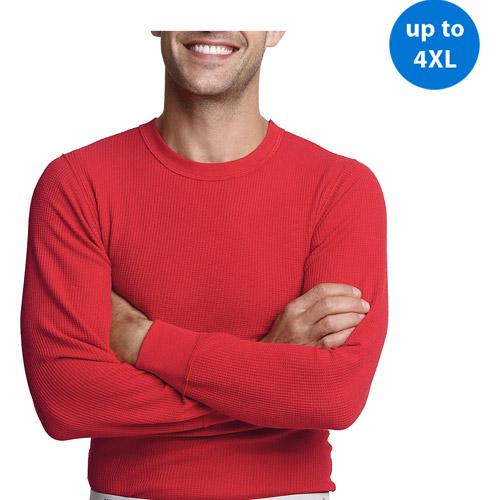 Hanes Big Men's X - Temp Thermal Underwear Crew Tee