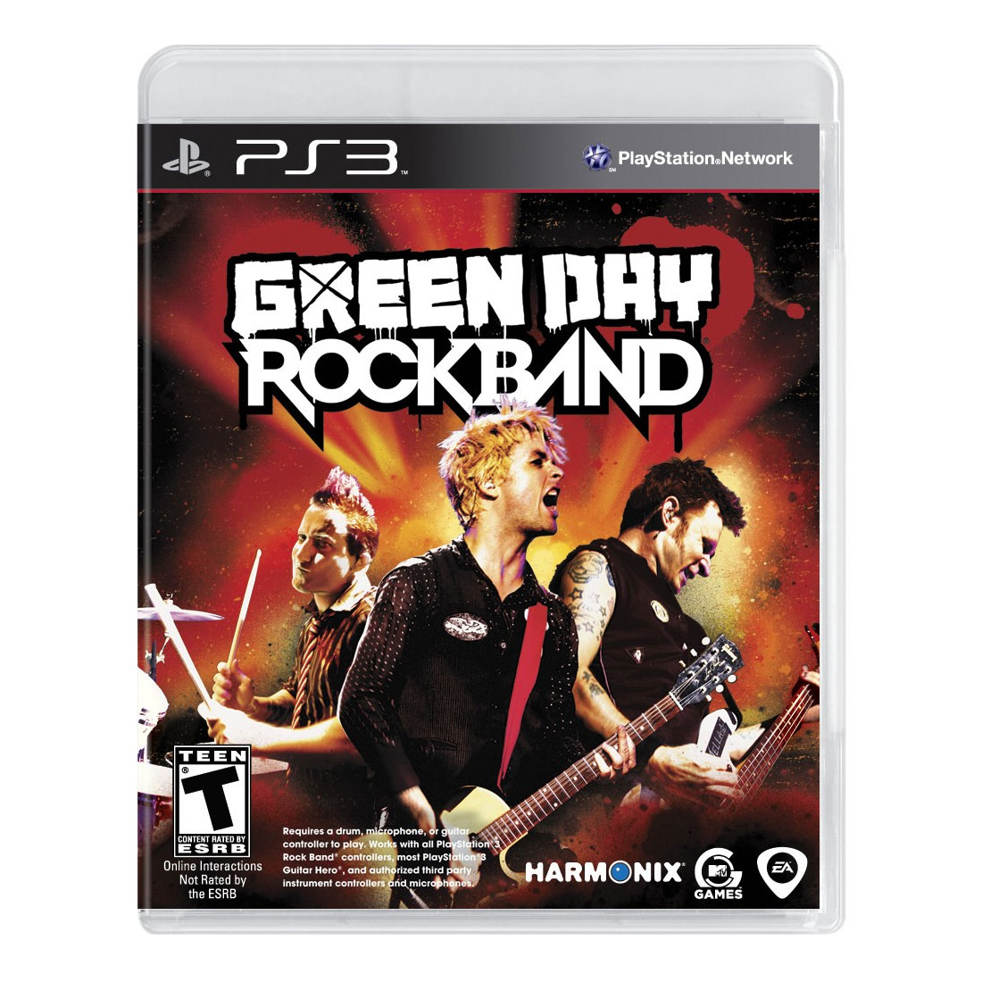 Rock Band Green Day-nla (Electronic Arts)