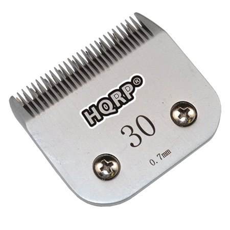 HQRP Animal Clipper Blade for Andis 64071, AG, AGC, AGP, AGRC, AGCL, AGR+, AGRV, MBG, SMC Pet Grooming + HQRP Coaster
