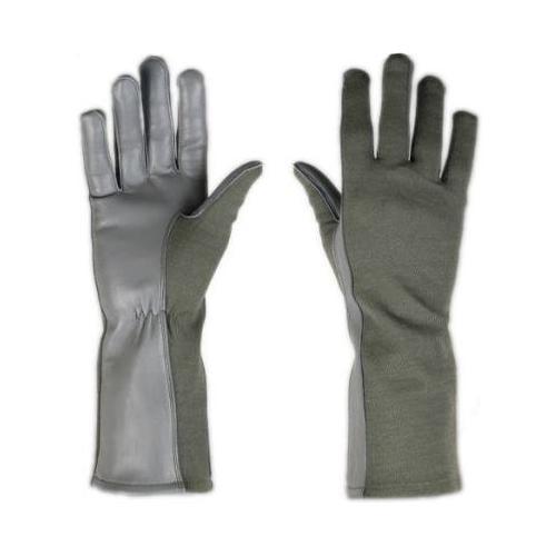 LC Industries Flyer Gloves Size 10 Sage Green