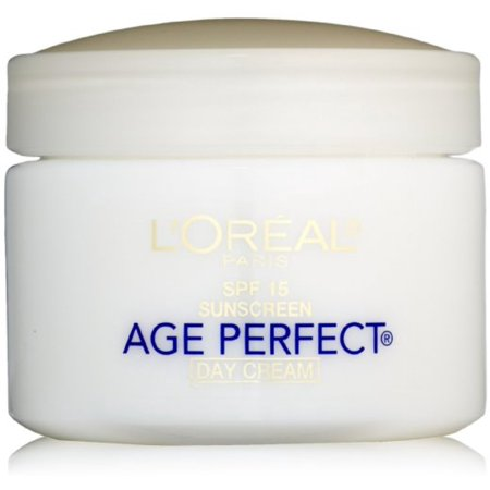 2 Pack - L'Oreal Dermo-Expertise Age Perfect for Mature Skin Day Cream SPF 15 2.50 oz Skin Day Cream