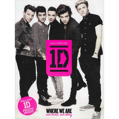 One Direction: Where We Are - Our Band, Our Story: 100% Official